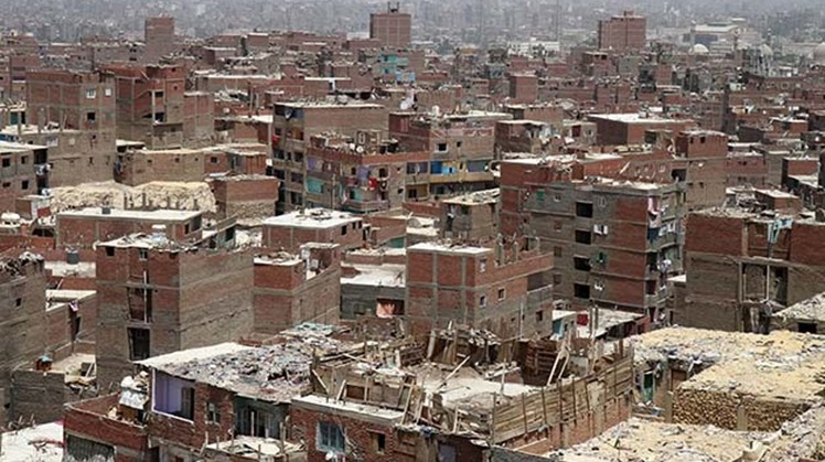 Egypt's government has spent around LE18 billion in developing slums