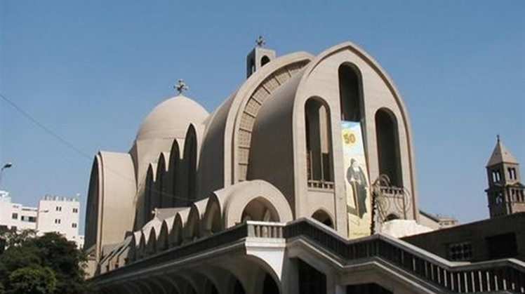 St. Mark's Orthodox Cathedral in Abbassia
