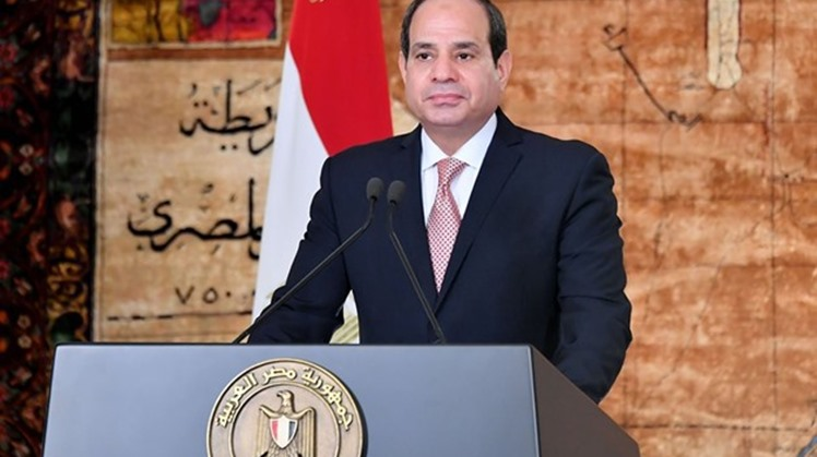 Egypt's President Abdel Fatah al-Sisi released a presidential decree ratifying an agreement between Egypt and Cyprus on a direct sub-sea natural gas pipeline.