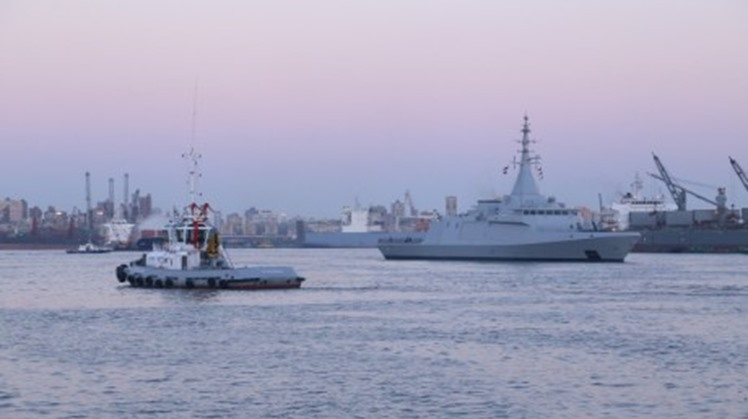 Egypt, France kicks off joint training exercise Ramsis 2019 in Mediterranean under annual drills, Photo Courtesy of Egyptian armed forces spokesman