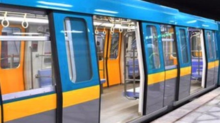 President Abdel Fatah al-Sisi issued a presidential decree approving an agreement between Egypt and the European Investment Bank (EIB) on developing the first line of Cairo Metro.
