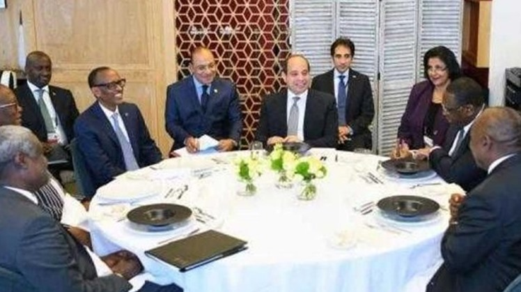 Egypt's President Abdel Fatah al-Sisi has asserted that Africa's relationship with its international partners is based on equality and common interests.