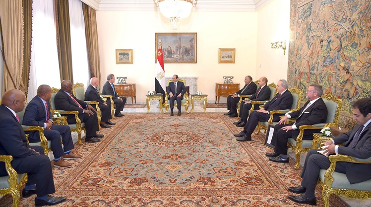 A delegation of US senators and representatives from South Carolina asserted their country's seeking to to pump more investments in Egypt in light of the recent legislative reforms carried out by the Egyptian government, according to local media.