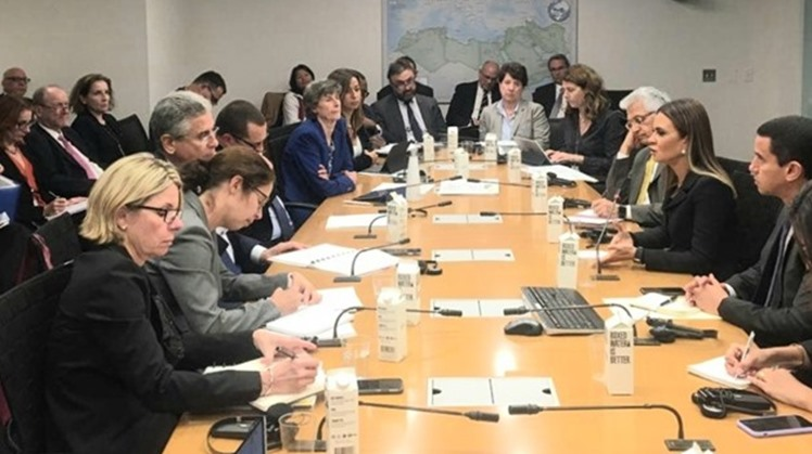 Egypt's Minister of Investment, Sahar Nasr, discussed Wednesday with the World Bank the provision of $500 million in order to combat  pollution and solid waste management project in Egypt.