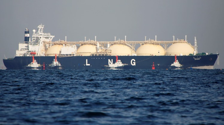 "Egyptian Natural Gas Holding Company (EGAS) announced on Monday that the amount of liquefied gas exported from liquefaction plants at ""Edco"" amounted to 172.8 billion feet in 2018/2019."