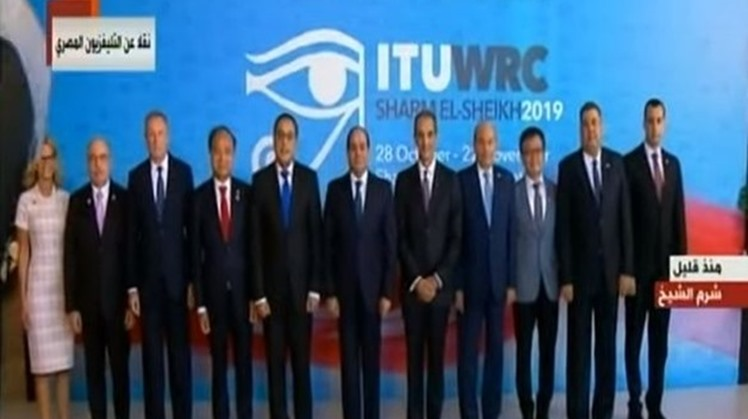 Secretary General of the International Telecommunication Union Houlin Zhao expressed his appreciation to the Egyptian president for his offer to host the agency's World Radiocommunication Conference (WRC-19) in South Sinai's Sharm Al-Sheikh city, ITU and