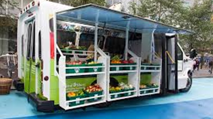 Egypt's Minister of Supply and Internal Trade Ali al-Moselhy announced on Sunday that a number of mobile grocery trucks project are designed to sell frozen food and that their value amounts to LE160 million.