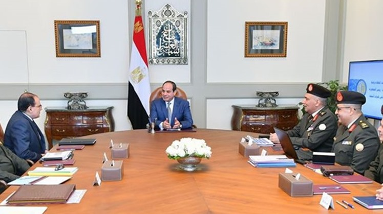 President Abdel Fattah El-Sisi ordered on Saturday providing the latest services in the New Administrative Capital in East Cairo, within a strategic perspective, the Presidency said in a statement.