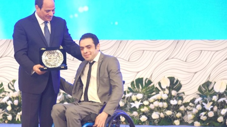 On the occasion of the World Day for People with Disabilities, Mohamed Othman al-Khesht, president of Cairo University, asserted on Tuesday that the University attaches great importance to the file of students with special needs.