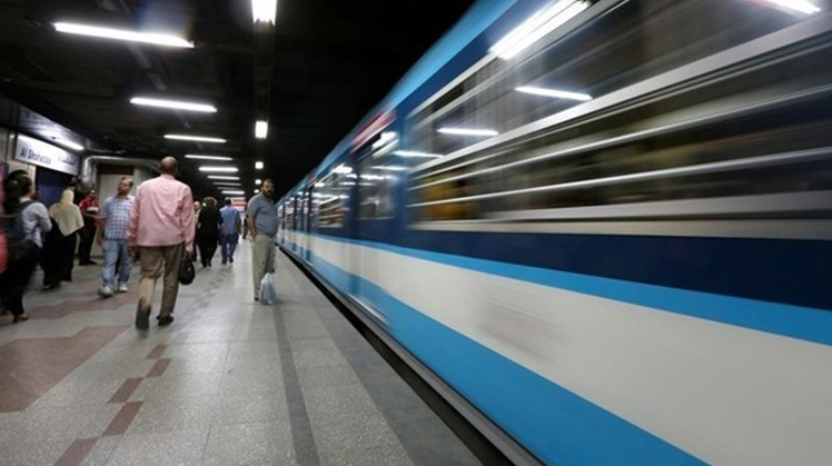 The Egyptian metro company has launched its electronic website, which should be operative as of Wednesday.