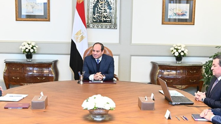 In his meeting with newly-appointed Minister of State for Information Osama Heikal, President Abdel Fatah al-Sisi highlighted the Egyptian media's essential role in presenting all views, directions and opinions.