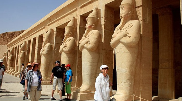 Tourism in Egypt has raised during 2019 to reach 13 million visitors, including a stark 40% increase in Italian tourists, according to Italian newspaper Travelquotidiano.