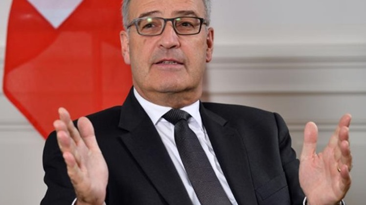 Swiss Federal Councillor Guy Parmelin, head of Switzerland's Federal Department of Economic Affairs, Education and Research, will conduct an economic mission to Cairo from 2-5 February.