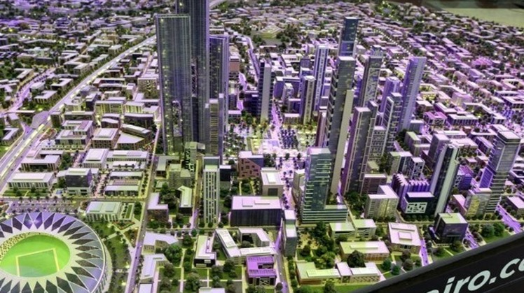 Housing Minister Assem el Gazzar met Monday with a consortium of international companies interested in a marketing-and-management plan of the central business zone project in the New Capital.