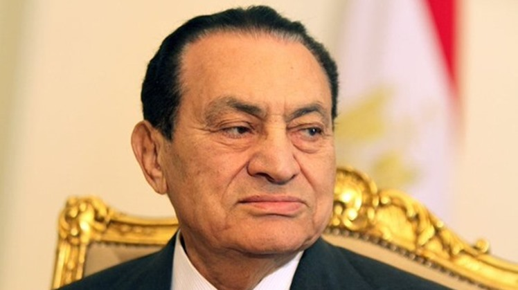 Former Egyptian president Hosni Mubarak passed away at the age of 91 on Tuesday.