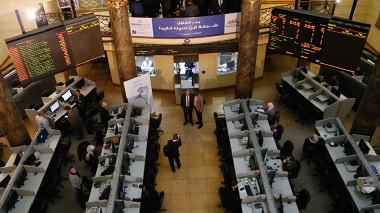 The Egyptian Exchange (EGX) ended Wednesday's session in green, adding LE 6.62 billion to market capitalization, amid Egyptian and Arab purchases.