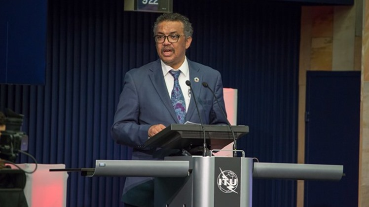 World Health Organization (WHO) Director-General Tedros Adhanom Ghebreyesus thanked Egypt's President Abdel Fattah el-Sisi for the latter's strong commitment and efforts to curb the spread of the novel Coronavirus (COVID-19) pandemic.