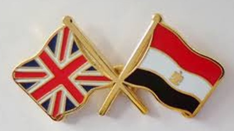 UK Minister of State for International Trade Greg Hands announced on his official Twitter account that Egypt is sending a large number of medical gowns to U.K. in assistance to the British government's efforts in its fight against the spread of Coronaviru