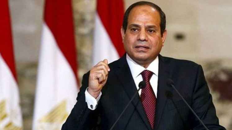 Egyptian President Abdel Fattah al-Sisi mourned the death of Mohamed al-Houfi, a police officer who was killed in fire exchange with terrorist elements in Cairo on Tuesday, and wished the injured policemen a speedy recovery.