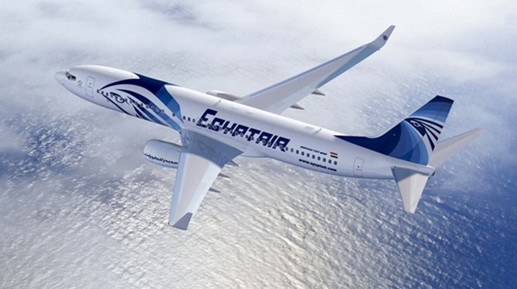 EgyptAir and Air Cairo will operate on May 1 exceptional flights to, respectively, China's Gwangju city, and the Ukrainian capital, Kyiv, to bring home stranded Egyptians.