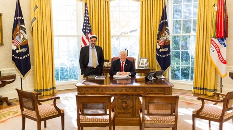 Executive Vice President of the Trump Organization George Sorial has said that he felt proud when he learned that Egypt had sent a military plane loaded with medical aid and supplies to the United States to help it confront the scourge of the novel corona