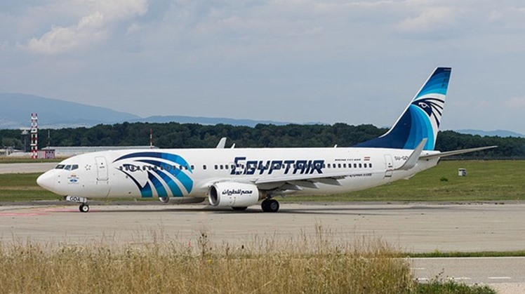 The sixth exceptional flight bringing home Egyptians stuck in the United States arrived in Marsa Alam on Monday carrying 340 citizens who are being quarantined for 14 days after they were tested for COVID-19.
