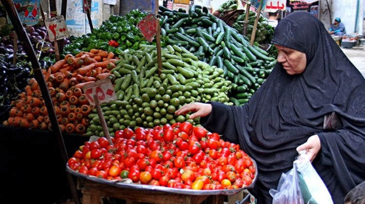 Egypt's strategic reserves of basic commodities are sufficient for 5 months, according to Minister of Supply Ali Moselhy.