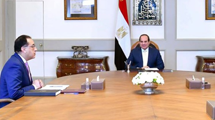 Egypt's President Abdel Fattah El Sisi probed Monday the higher education and scientific research development process and contributions to efforts to combat the novel coronavirus epidemic.