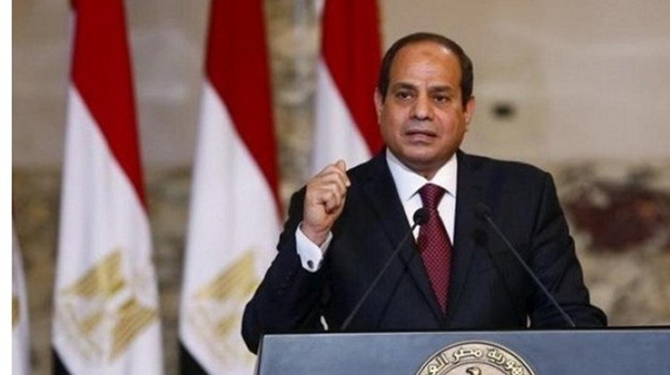 President Abdel Fatah al Sisi affirmed, Tuesday, Egypt's stance regarding the situation in Libya which includes reaching a political solution, preserving the country's sovereignty, security and territorial integrity.