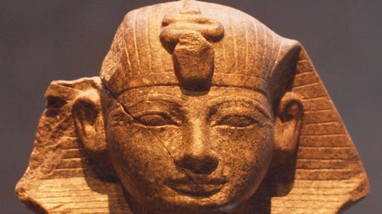 Warriors Pharaohs: Amenhotep the Second preserved the throne of Egypt and its great empire - Egyptfwd.org