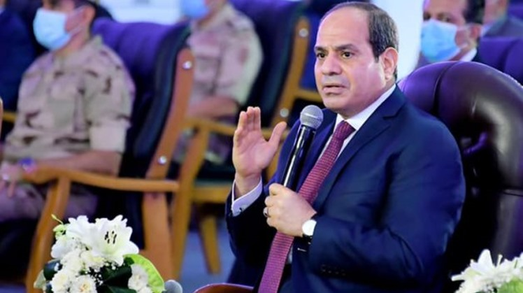 As Egypt's President Abdel Fattah El Sisi on Tuesday said Egyptian people should not worry about the Grand Ethiopian Renaissance Dam, the Foreign Ministry spokesman said Sisi's remarks aimed at reassuring Egyptians