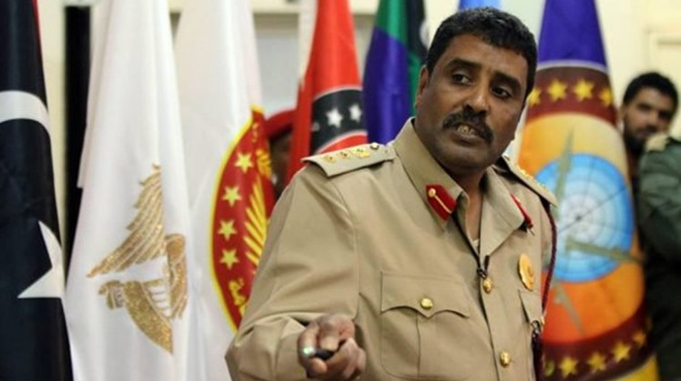 Major General Ahmed Al-Mismari, the spokesperson for the Libyan National Army (LNA), confirmed that cautious calm now prevails over the region in all the fighting axes in Libya