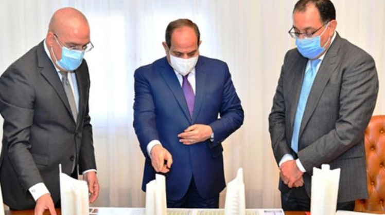 Egypt's President Abdel Fattah El Sisi directed the government to increase the national water projects, according to a statement from the Egyptian Presidential Spokesperson Bassam Radi.