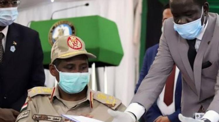 Egypt praises peace deal signed between Sudan, Darfur rebel groups in Juba
