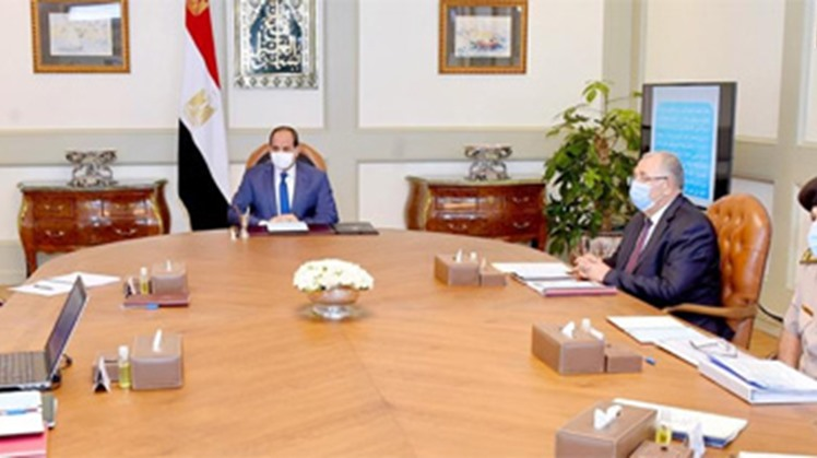 Egypt's President Abdel Fattah al-Sisi urged the speedy construction of 200 dairy assembly plants nationwide and ordered the doubling of allocations for the national veal project to EGP 2 billion