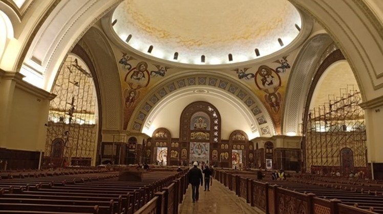 New 45 churches and 55 service buildings were announced to be legalized since last May by the Committee responsible for Churches Legalization according to Egypt's Cabinet, Monday.