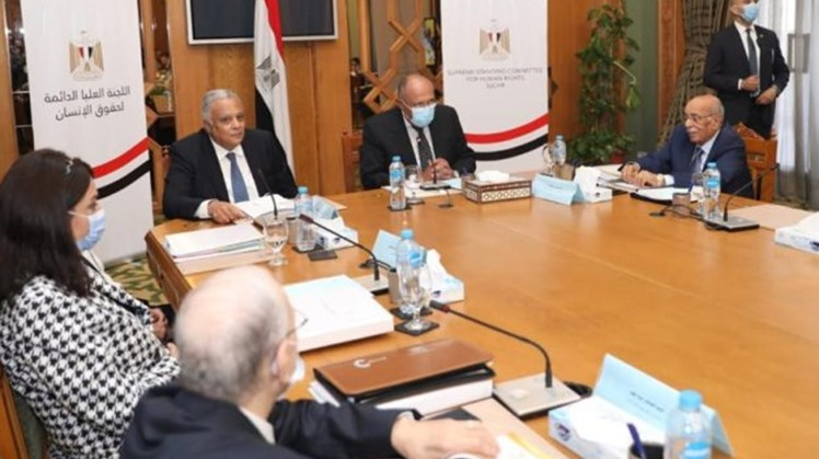 Egypt's Supreme Standing Committee for Human Rights confirmed on Wednesday the launching of a new project that will allow holding pre-trial detention proceedings virtually