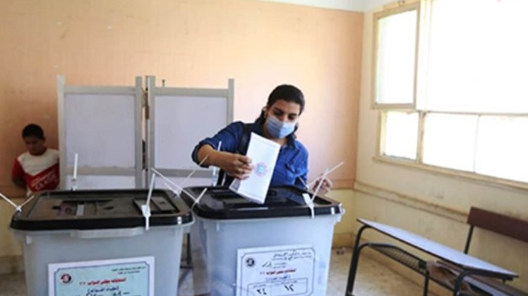 Egyptians resume voting on Sunday for the second and last day in the first phase of parliamentary elections across Egypt
