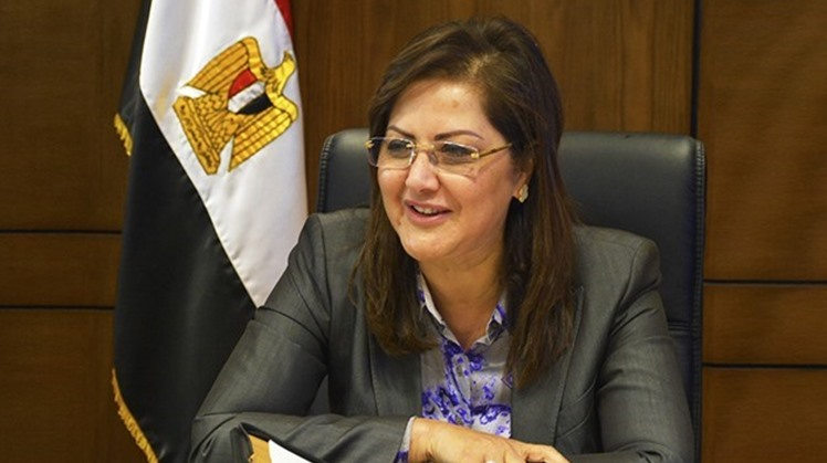 Egypt's Minister of Planning and Economic Development Hala El-Said was selected as the best minister in the Arab world.