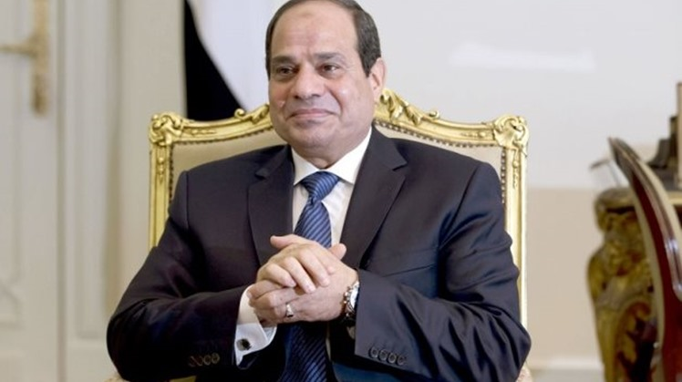 Egypt's President Abdel Fattah El Sisi asserted Egypt's keenness on cooperating with Iraq in the various fields