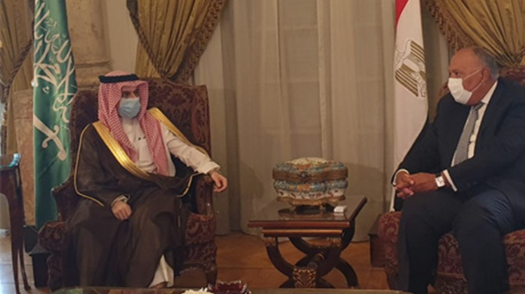 Egypt, Saudi Arabia back establishing Palestinian state with East Jerusalem as its capital