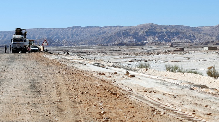 Egypt secured $2,698 billion in 2020 for the development of several projects in the Sinai Peninsula, according to the Ministry of International Cooperation's Annual Report for 2020.