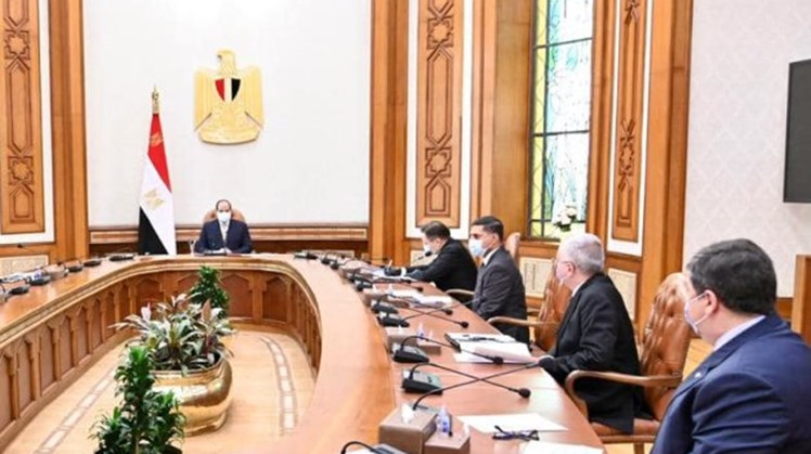 Egypt's Sisi checks executive status of Dabaa nuclear plant in meeting with Rosatom's director general