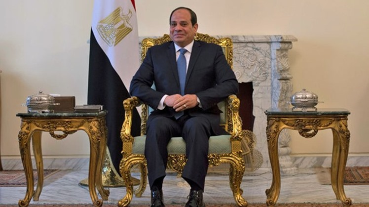 Egypt's President Abdel Fatah al-Sisi greeted Egyptian expats on the occasion of the new year wishing them constant success and that 2021 bears fulfillment of dreams and more development, growth, and prosperity for Egypt.