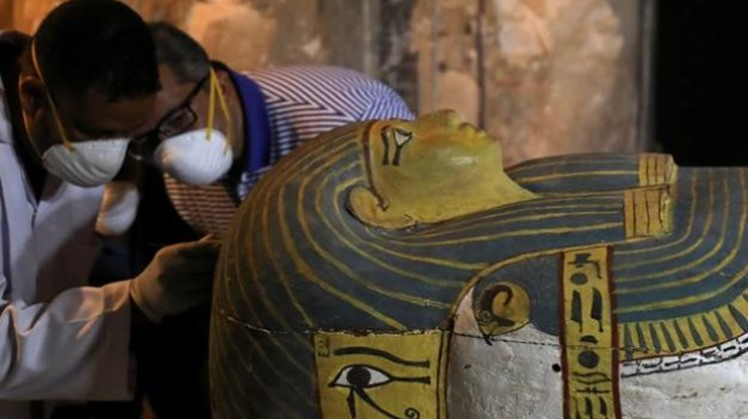 Egypt listed among 21 destinations recommended to visit in 2012, 'Seemingly limitless' ancient wonders: CNN