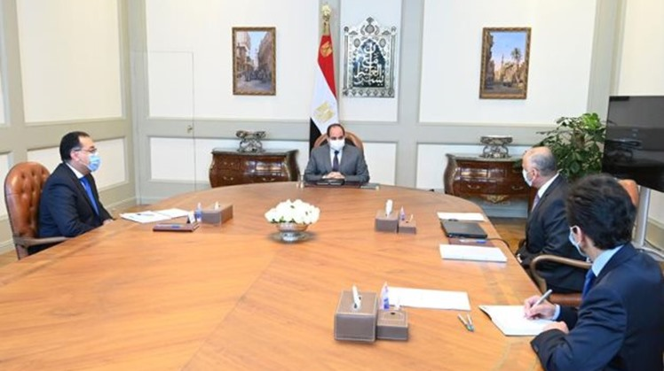 Egypt's Sisi directs resuming procedures to improve economic indications