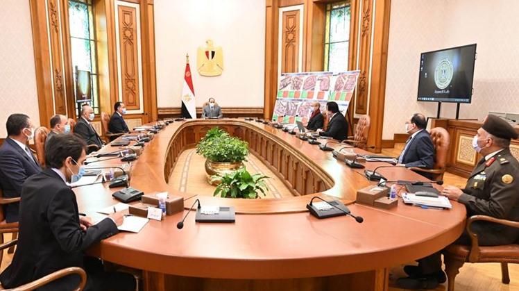 Sisi urges focusing academic studies in new Egyptian universities on modern sciences