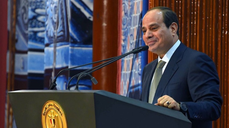 Egypt's President Abdel Fatah al-Sisi received on Tuesday the President of Democratic Republic of Congo Félix Tshisekedi in the latter's first visit to Egypt.