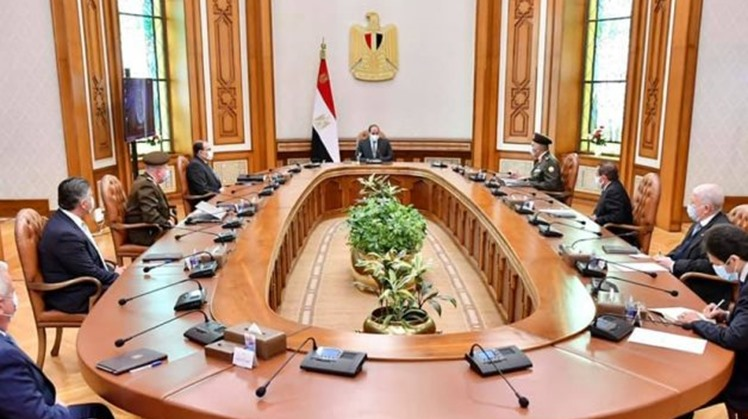 Sisi urges to construct wastewater treatment plant in Egypt's North Coast