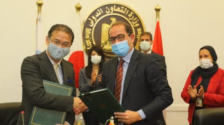 Ongoing Japanese grant portfolio to Egypt rises to $ 54.5M